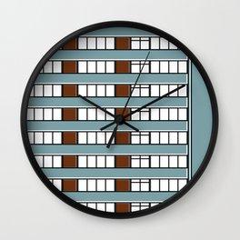 Edificio Las Américas -Detail- Wall Clock