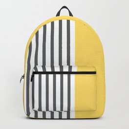 Coogee Stripe Backpack