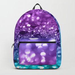 Unicorn Girls Glitter #19 #shiny #decor #art #society6 Backpack