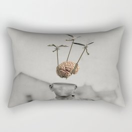 Floating Mind Rectangular Pillow