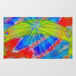 Abstract lighteffects -10- Rug