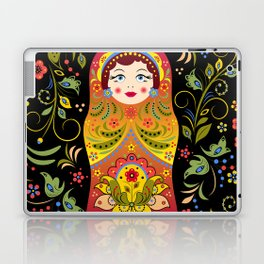 Russian matrioshka Laptop & iPad Skin