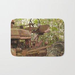 Abandoned Tractor Bath Mat