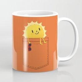 Pocketful of sunshine Kaffeebecher