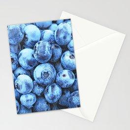 THE BLUE CAFE Stationery Cards