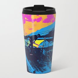 Tail Whip Scooter Stunt Travel Mug