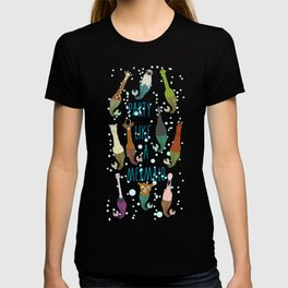 Party Like A Mermaid T-shirt