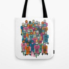 Pack (Peloton) Tote Bag
