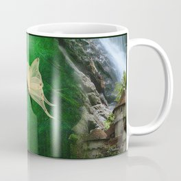 Butterflies are free to fly Coffee Mug