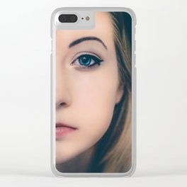 Look Clear iPhone Case