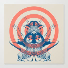 Space Ritual Canvas Print
