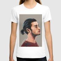 zen T-shirts featuring Zen by Rosketch
