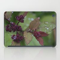 plant iPad Cases featuring Plant by Kim Hawley