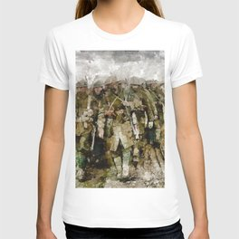 Ghosts of World War One T-shirt