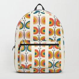 Retro Butterflies Backpack