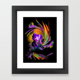 Fertile Imagination Framed Art Print