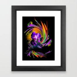 Fertile Imagination Framed Art Print