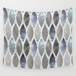 Metallic Armour Wall Tapestry