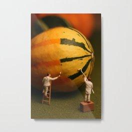 Nature's Painters Metal Print