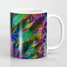 Rainbow Leaves Mug