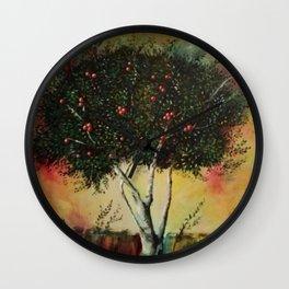 Lucky Tree Wall Clock
