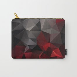 Polygon picture. The volcano. Carry-All Pouch