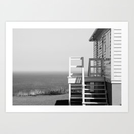 Cape Spear Lighthouse No.3 Art Print