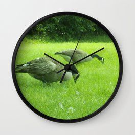 FEAST Wall Clock