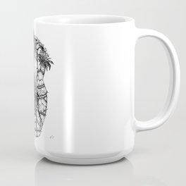 Natural detailing 11, Vase Coffee Mug