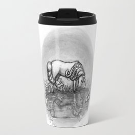 The Transformation: Elise the Unicorn Travel Mug