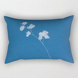 Adiantum Capillus Veneris Rectangular Pillow