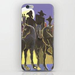 Jinetes Apocalipticos iPhone Skin