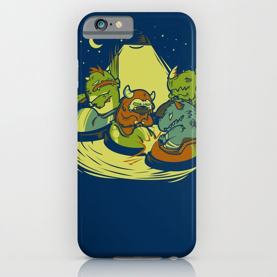 Things that go Bump in the Night iPhone & iPod Case