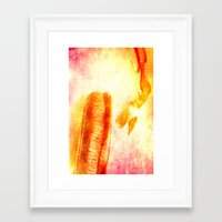 sound Framed Art Prints featuring Sound by Fine2art