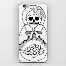 Nesting Doll iPhone & iPod Skin