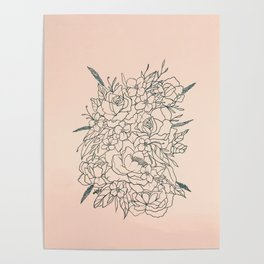 Bouquet series Poster