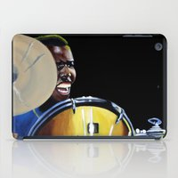 jazz iPad Cases featuring Jazz by ink0023