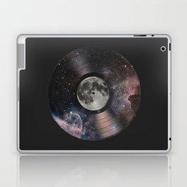 L.P. (Lunar Phonograph) Laptop & iPad Skin