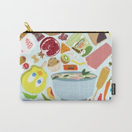 My Cravings Make No Sense Carry-All Pouch