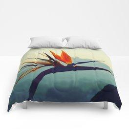 Portrait of Paradise Comforters
