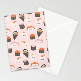 Sushi Gang Stationery Cards