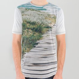 Path to my Heart All Over Graphic Tee