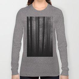 Into the Mist - BW Long Sleeve T-shirt