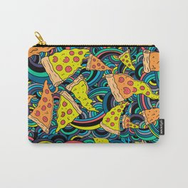 Pizza Meditation Carry-All Pouch