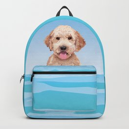 Doodle at the Beach Backpack