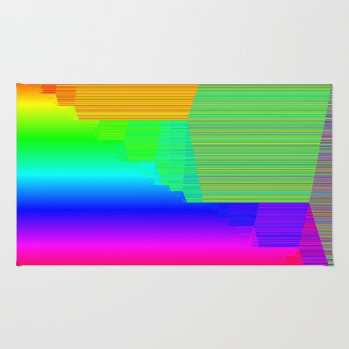 R Experiment 5 (quicksort v3) Rug