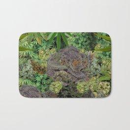 Marihuanaaas Bath Mat