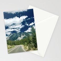 Banff Adventure Stationery Cards