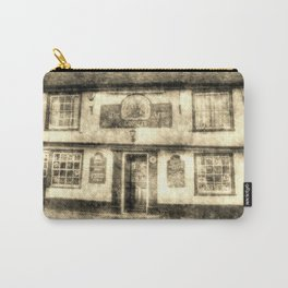 The Coopers Arms Pub Rochester Vintage Carry-All Pouch