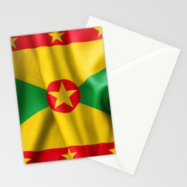 Grenada Flag Stationery Cards